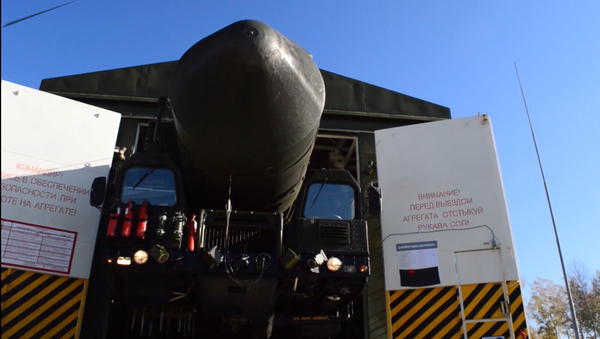 Bojový režim pro ruská raketová vojska - Sputnik Česká republika