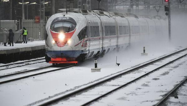 Rychlík Sapsan - Sputnik Česká republika