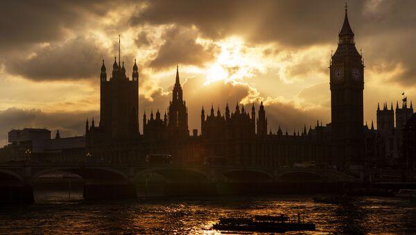 Britský parlament - Sputnik Česká republika