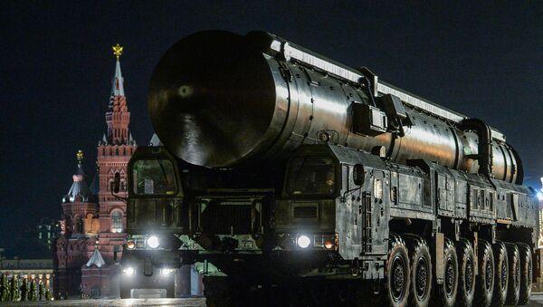 Raketový komplet Jars - Sputnik Česká republika