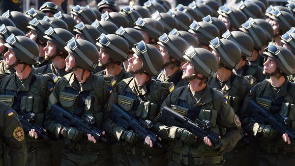 Ukrajinská armáda - Sputnik Česká republika