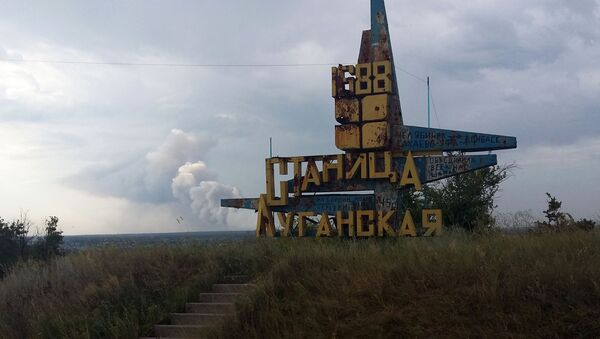 Donbas - Sputnik Česká republika