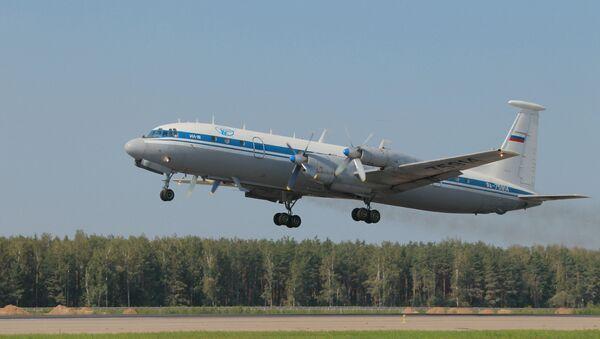Il-18 - Sputnik Česká republika