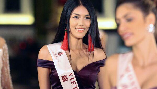 Miss World 2015 - Sputnik Česká republika