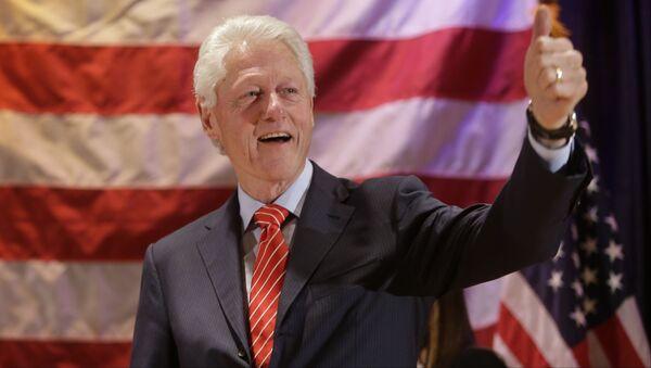 Bill Clinton - Sputnik Česká republika