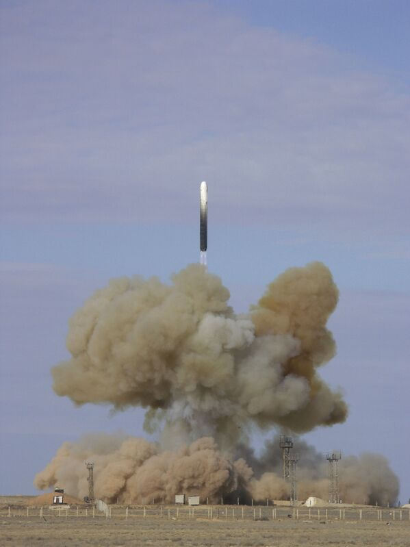 Všední pracovní dny Raketových vojsk strategického určení Ruska - Sputnik Česká republika