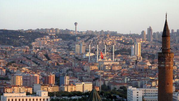 Ankara view - Sputnik Česká republika