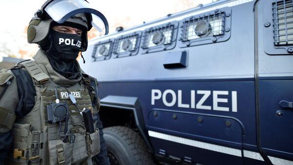 Policie. Ilustrační foto - Sputnik Česká republika