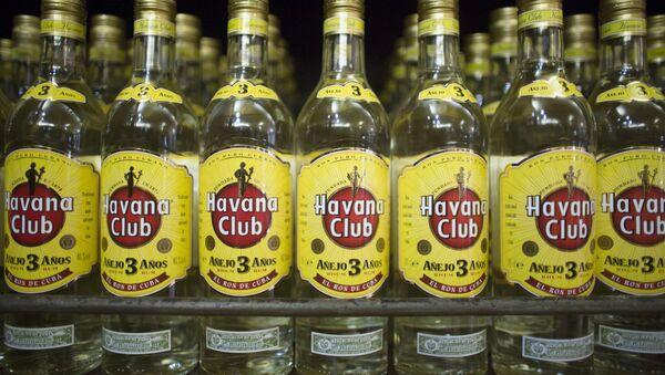 Kubánský rum Havana Club - Sputnik Česká republika