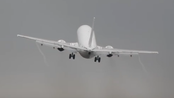 Boeing - Sputnik Česká republika