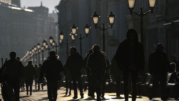Nikolská ulice v Moskvě - Sputnik Česká republika