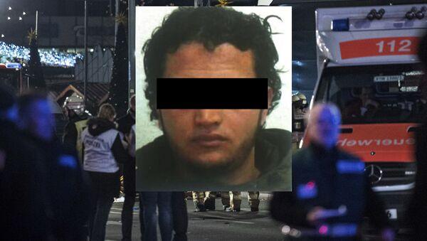 Bild zveřejnil fotografii podezřelého z atentátu na trhu v Berlíně - Sputnik Česká republika