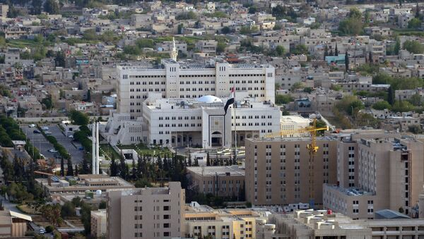 Damašek. Ilustrační foto - Sputnik Česká republika