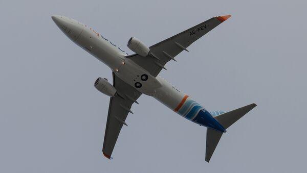 Boeing-737 - Sputnik Česká republika