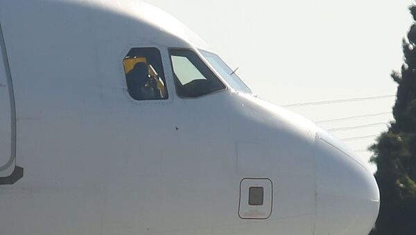 Airbus A320 společnosti Afriqiyah Airways - Sputnik Česká republika