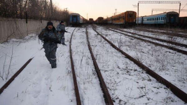 Domobranci v LLR. Ilustrační foto - Sputnik Česká republika