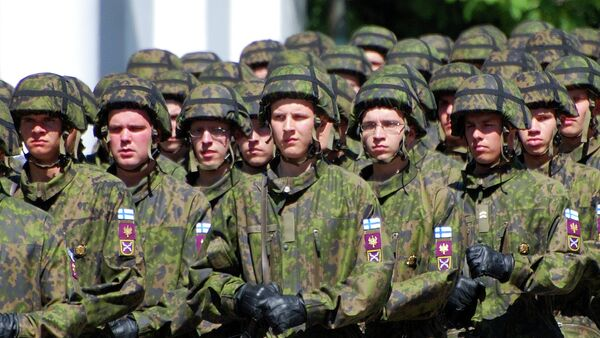 Finští vojáci - Sputnik Česká republika