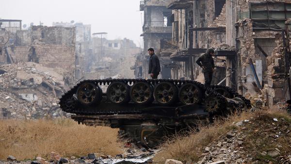 Aleppo - Sputnik Česká republika