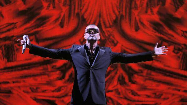 Britský zpěvák George Michael - Sputnik Česká republika
