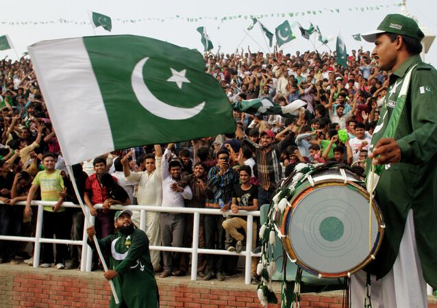 Oslavy Dne nezávislosti v Pákistánu