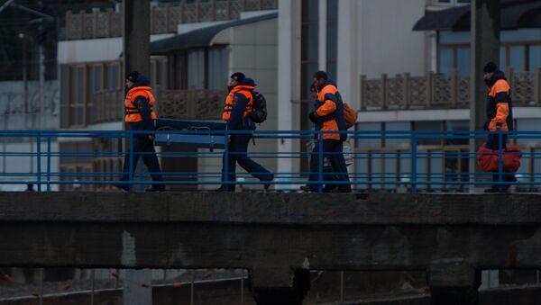 Záchranářské práce v Soči - Sputnik Česká republika