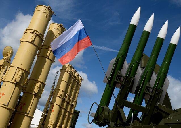 Raketový systém Antey-2500