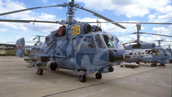 Vrtulník Ka-29 - Sputnik Česká republika