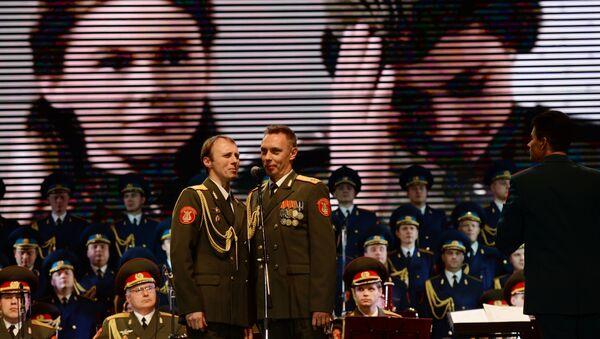 Vystoupení Alexandrovců v Sočí - Sputnik Česká republika