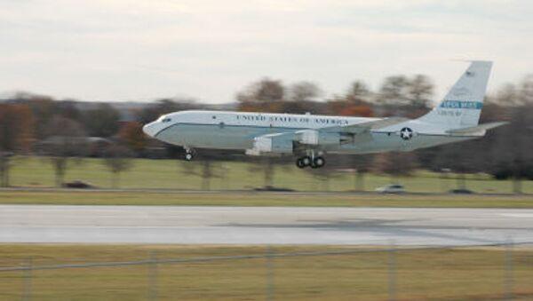Boeing OC-135B Open Skies - Sputnik Česká republika