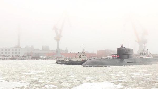 Ponorka Podmoskovje je opět v provozu - Sputnik Česká republika