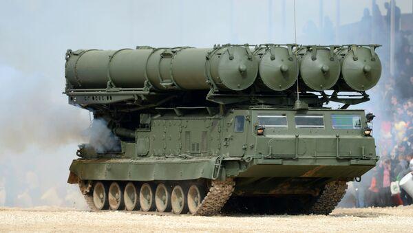 Protiletadlový komplex S-300 - Sputnik Česká republika