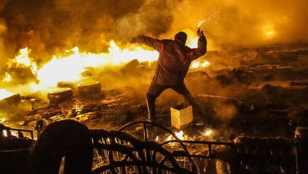 Majdan - Sputnik Česká republika