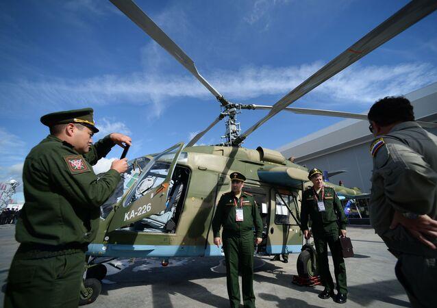 Vrtulník Ka-226T