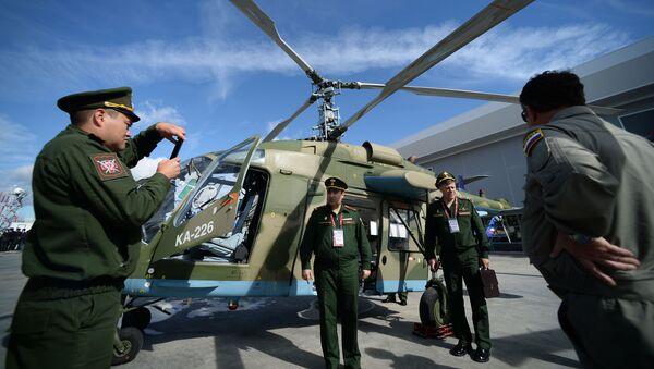 Vrtulník Ka-226T - Sputnik Česká republika