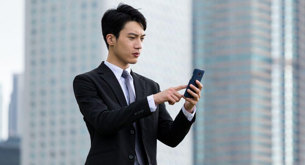 Čínský byznysmen