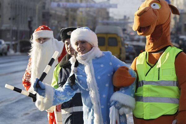 Příbuzní Sněhurky a zámořské Santa Girls - Sputnik Česká republika