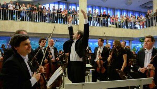 Symfonický orchestr - Sputnik Česká republika