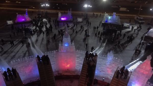 Festival Ledová Moskva. V rodinném kruhu - Sputnik Česká republika