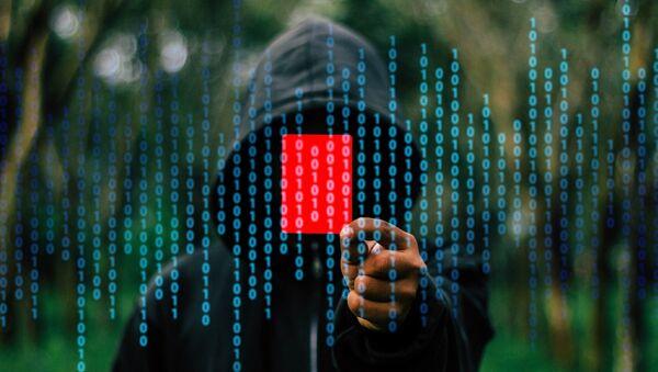 Kybernetický zločin - Sputnik Česká republika