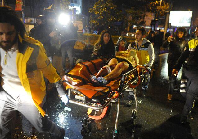 Teroristický útok v Istanbulu