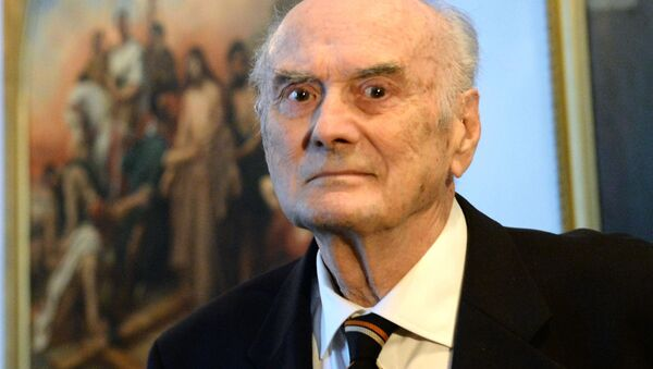 Zemřel nejstarší člen Romanovců kníže Dmitrij Romanovič - Sputnik Česká republika