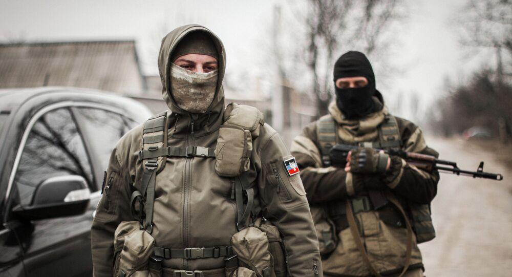 Situace na Donbasě