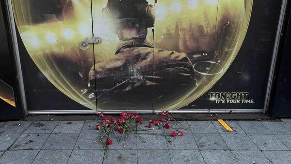 Teroristický útok v Istanbulu - Sputnik Česká republika