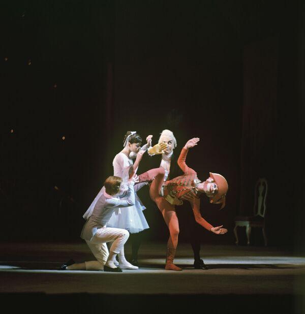Legenda ruského baletu: Jurij Grigorovič - Sputnik Česká republika