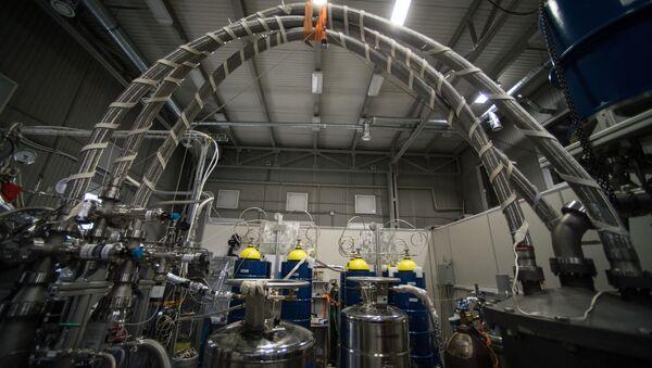Ruští fyzici se spojí a na Sibiři zkonstruují nový urychlovač - Sputnik Česká republika