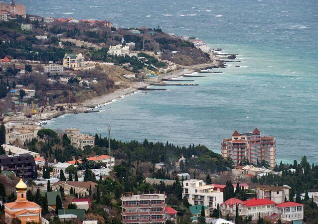 Krym, Rusko