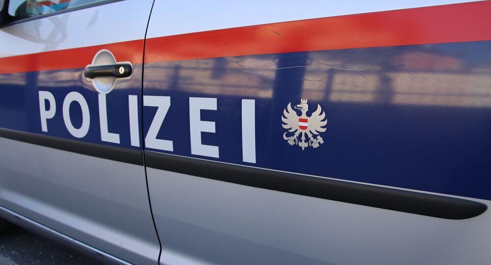 Rakouská policie. Ilustrační foto