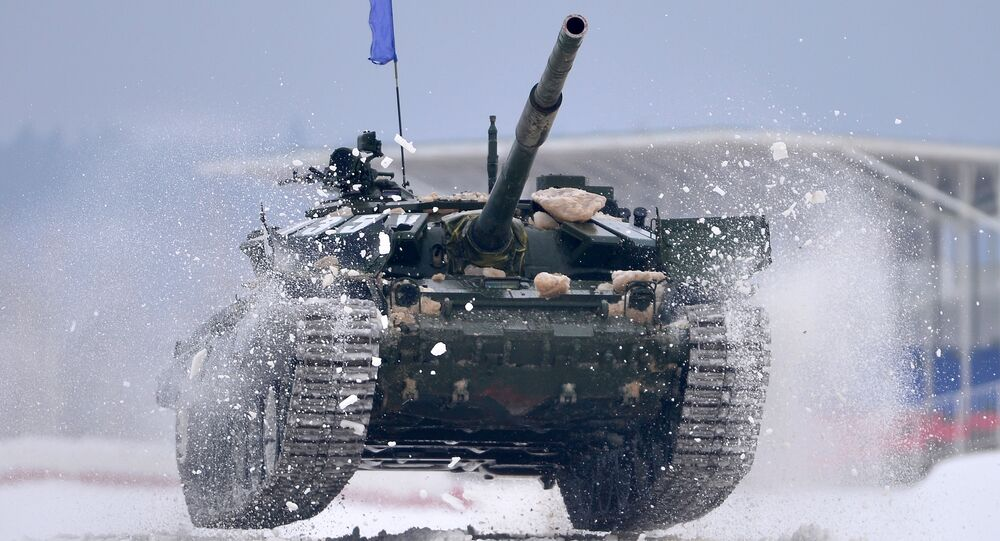 Tank Т-72
