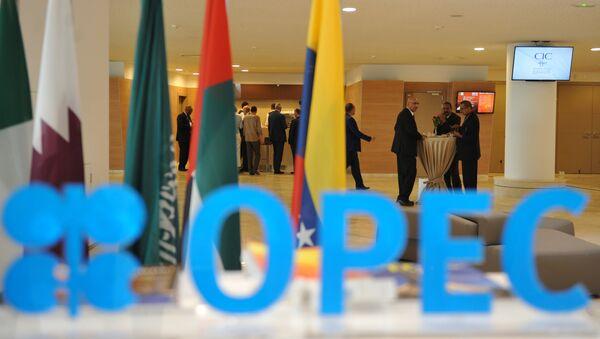 OPEC - Sputnik Česká republika