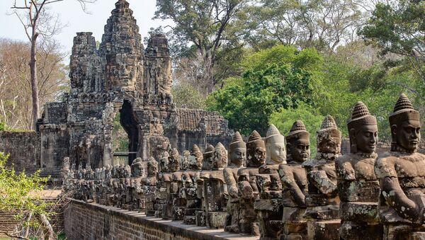 Angkor Wat - Sputnik Česká republika